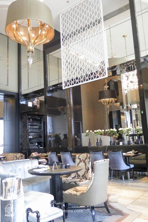 イタリアンレストラン「ピャチェーレ」シャングリ・ラ ホテル 東京