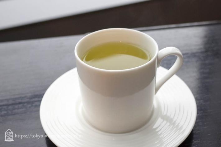 お花見アフタヌーンティー[ルーフトップバー/アンダーズ東京]