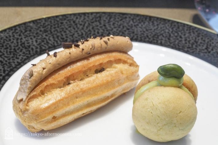 [ピャチェーレ/シャングリ・ラ ホテル 東京]アフタヌーンティー